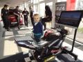 zajištění firemní akce - simulátor motorky