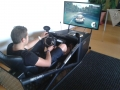 simulátor WRC