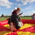 rodeo býk malá zába´vná atrakce pro firemní akce a dětské dny