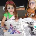 kreativní program - malovani na textil- trička